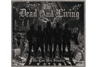The Living And The Dead - The Last Men Standing - (CD)