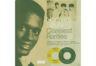 VARIOUS - Northern Soul's Classiest Rarities - (CD)