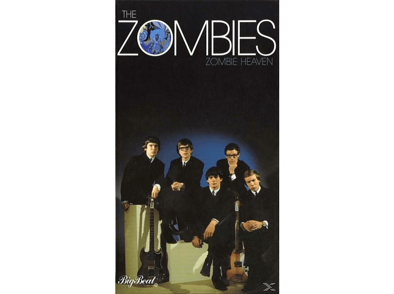 The Zombies - Zombie Heaven [CD]
