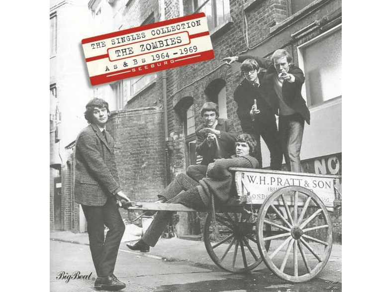 The Zombies - Singles Collection A's & B's (1964-1969) [CD]