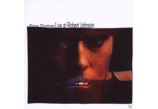 Prins Thomas - Live At Robert Johnson - (CD)