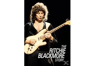 Ritchie Blackmore - THE RITCHIE BLACKMORE STORY [DVD]