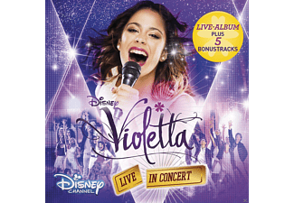 OST/VARIOUS - Violetta: Live In Concert (Staffel 2, Vol.2 ) [CD]