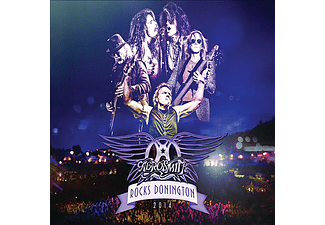 Aerosmith - Rocks Donington - 2014 (DVD + CD)