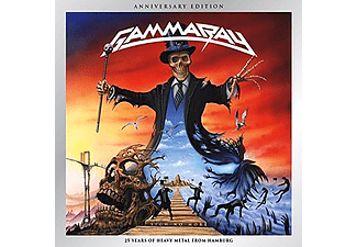 Gamma Ray - Sigh No More - Anniversary Edition (CD)