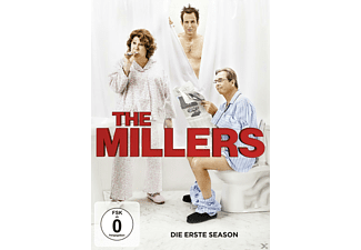 The Millers - Staffel 1 [DVD]