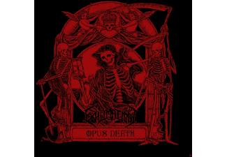 Exhumation - Opus Death - (CD)