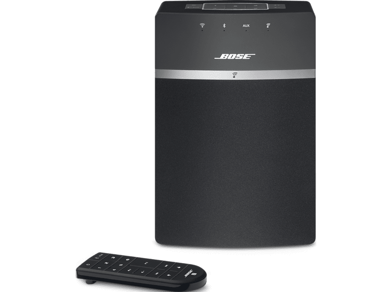 BOSE SoundTouch 10 Series III Wi-Fi music system Zwart (731396-2100)