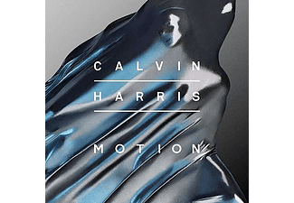 Calvin Harris - Motion (CD)
