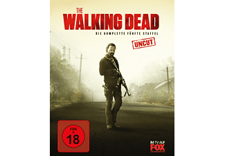 The Walking Dead - Staffel 5 - (Blu-ray)