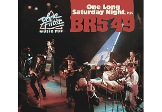 BR5-49 - One Long Saturday Night, Plus - (CD)