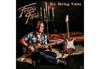 Frank Pané - Six String Tales - (CD)