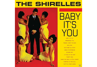 The Shirelles - Baby It's You - (CD)
