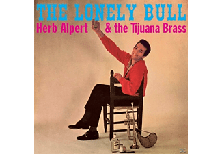 Herb Alpter & The Tijuana Brass - The Lonely Bull - (CD)