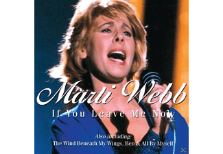 Marti Webb - If You Leave Me Now - (CD)