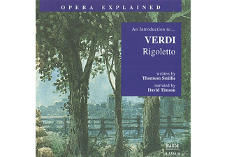 Introduction To Rigoletto - 1 CD - Hörbuch