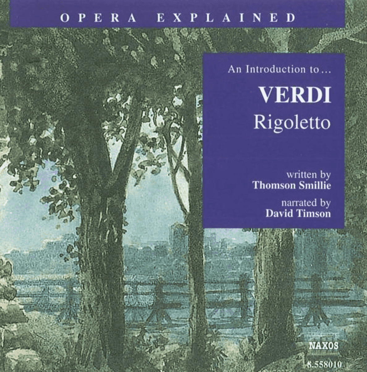 VARIOUS, David Timson Introduction To Rigoletto Hörbuch