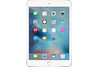 APPLE iPad mini 4 Wi-Fi 128 GB Gold (MK9Q2FD/A)