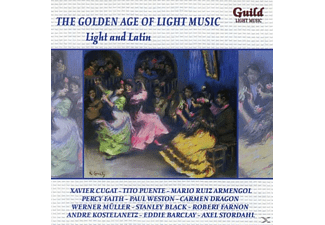 Faith, Weston, Dragon, Hollywood Bowl Symphony O.+ - Light and Latin - (CD)