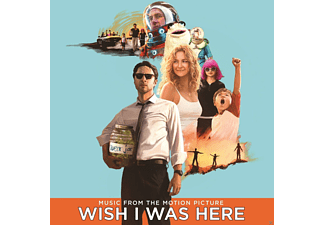 VARIOUS - Wish I Was Here (Music From The Motion Picture) - (Vinyl)