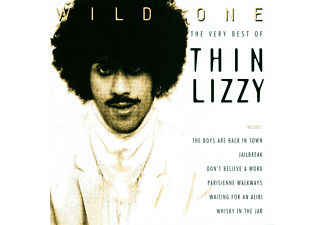 Thin Lizzy - The Greatest Hits Wild One CD