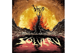 Vreid - Solverv (Ltd.Digipak) - (CD)