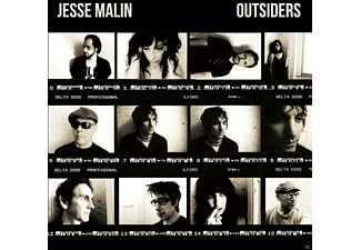 Jesse Malin - Outsiders - (Vinyl)