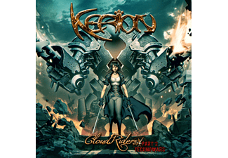 Kerion - Cloudriders Part 2: Technowars [CD]