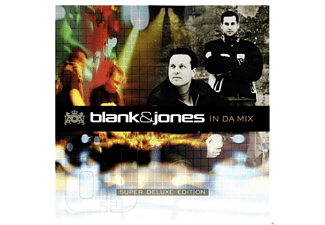Blank & Jones - In Da Mix-Super Deluxe Edition (3cd Box) - (CD)