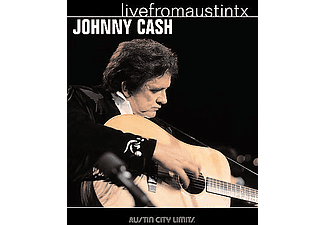 Johnny Cash - Live From Austin, Tx (DVD)