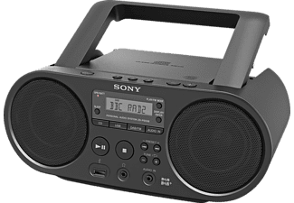 SONY MPE Radio portable Boombox CD (ZSPS55B.CED)