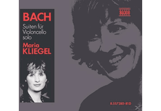 Maria Kliegel - Cellosuiten 1-6 - (CD)