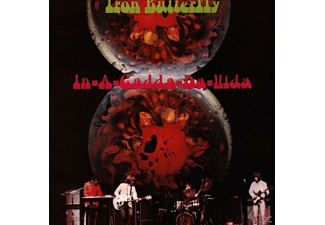 Iron Butterfly - In A Gadda Da Vida - (CD)