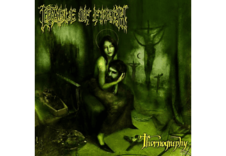 Cradle Of Filth - Thornography [CD]