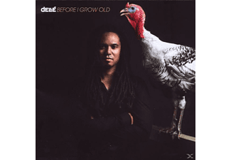 Dellé - Before I Grow Old - (CD)