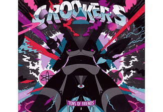 Crookers - Tons Of Friends [CD]