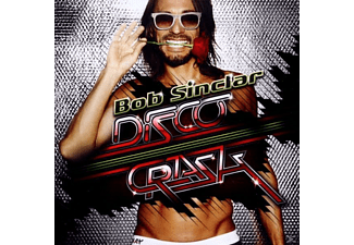 Bob Sinclar - Disco Crash - (CD)