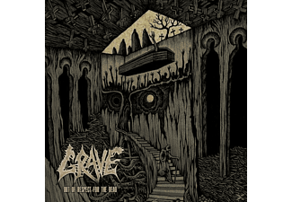 Grave - Out Of Respect For The Dead [CD]