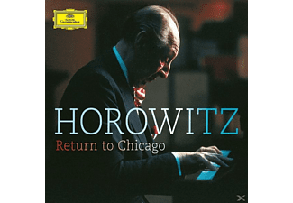 Vladimir Horowitz - Horowitz: Return To Chicago - (CD)