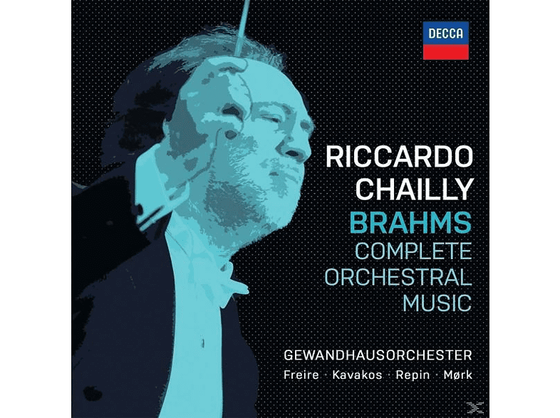 Riccardo Chailly - Brahms: Complete Orchestral Music [CD]