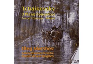 Aalborg Symphony Orch - COMPLETE PIANO CONCERTOS - (CD)