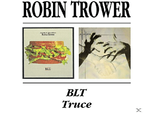 Robin Trower - Blt/Truce [CD]