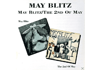 May Blitz - May Blitz/2nd Of May [CD]