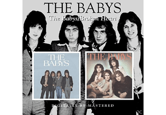 The Babys - The Babys/Broken Heart - (CD)