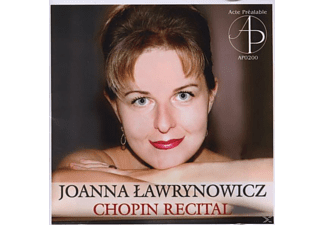 Joanna Lawrynowicz - CHOPIN RECITAL - (CD)