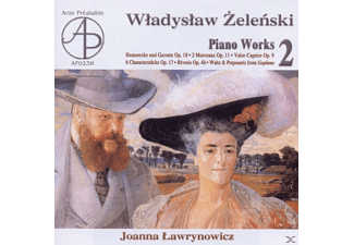 Joanna Lawrynowicz - Klavierwerke vol.2 - (CD)