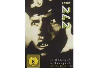 Front 242 - Moments In Budapest (Limited) - (DVD + CD)