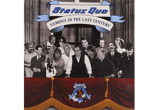Status Quo - Famous In The Last Century - (CD)