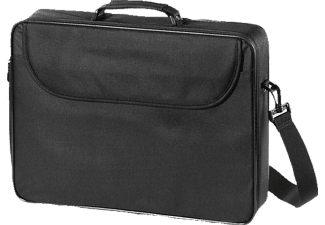 VIVANCO 31270 Essential Notebooktasche, Aktentasche, 17.3 Zoll, Schwarz