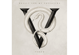 Bullet For My Valentine - Venom (CD)
